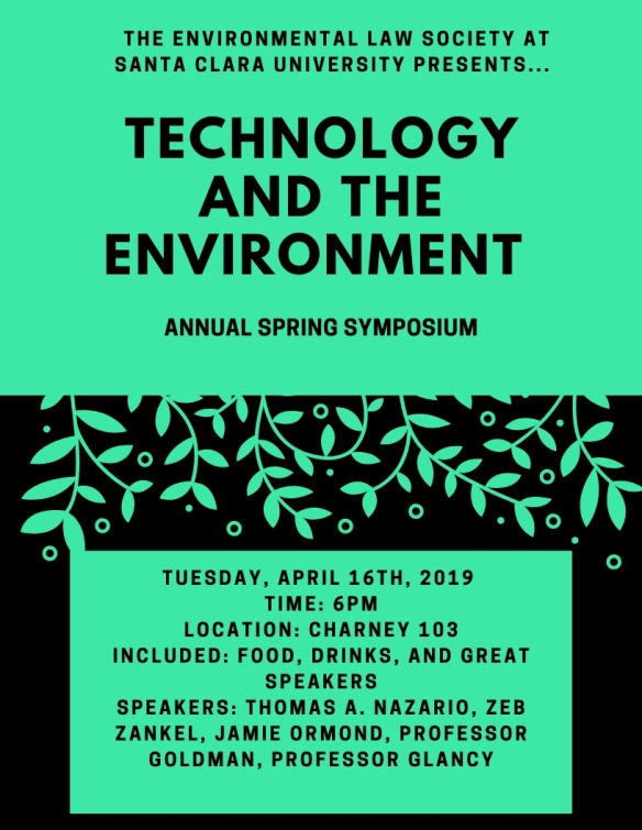 The Annual ELS SPRING SYMPOSIUM